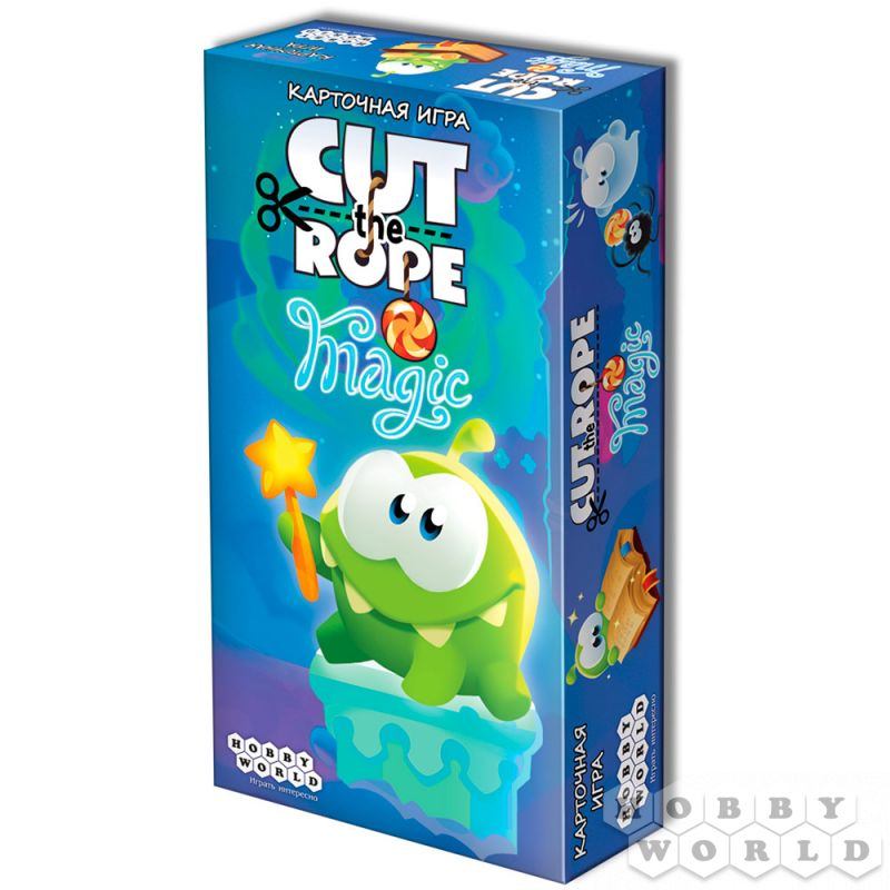 Cut The Rope (издание Magic) - фото
